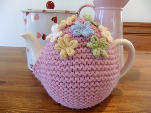 Ladybird Diaries Tea Cosy Pattern