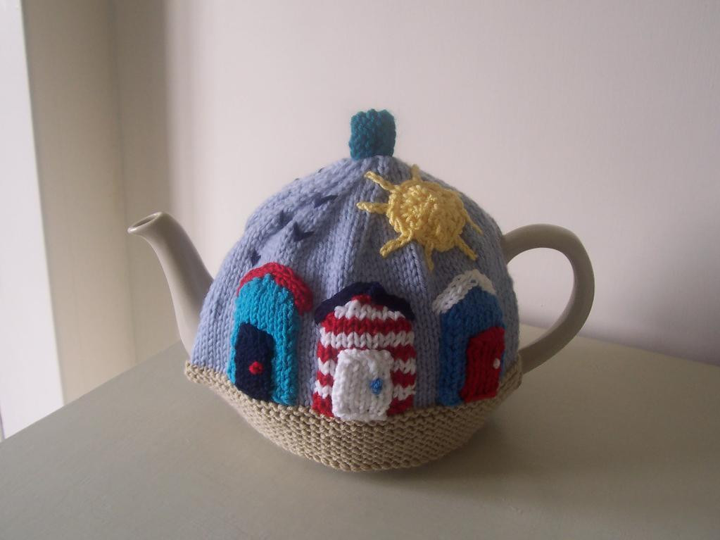 Tea Time Upgrade 8 Knitted Tea Cozy Patterns