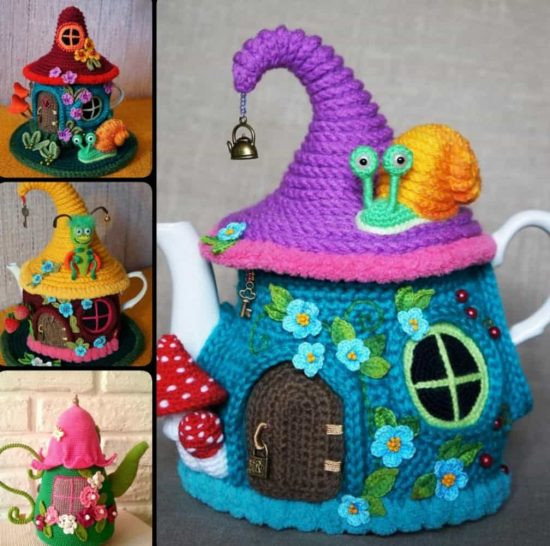 Tea Cozy Pattern Elegant Crochet Tea Cozy Free Patterns for Your Teapot Of Awesome 46 Photos Tea Cozy Pattern