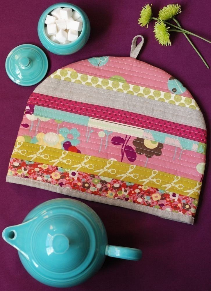 Tea Cozy Pattern Lovely Pdf Sewing Pattern Posy Cozies Patchwork Tea Cozy Instant Of Awesome 46 Photos Tea Cozy Pattern