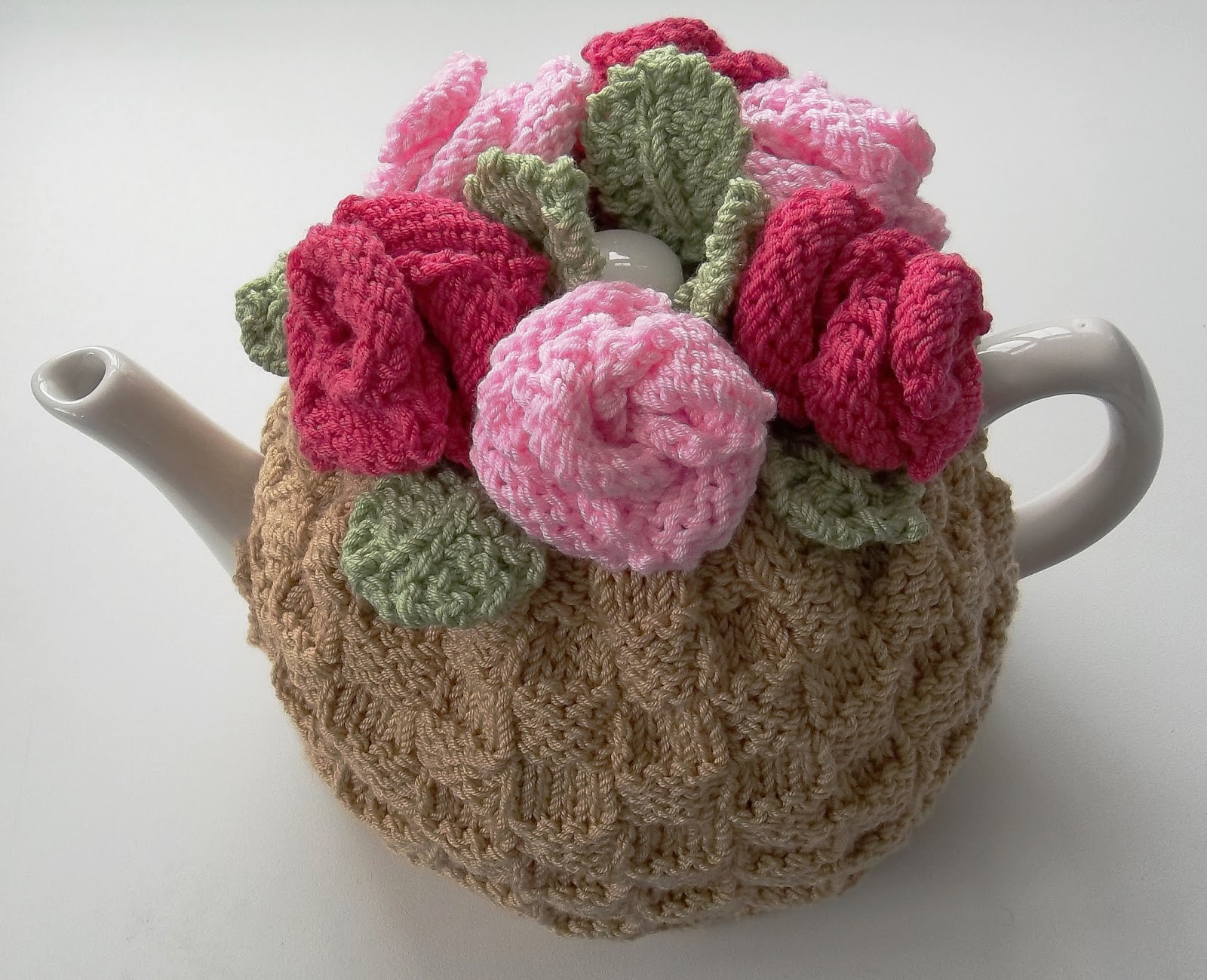 Tea Cozy Pattern New the Tea Rose Tea Cosy Hand Knitting Pattern Of Awesome 46 Photos Tea Cozy Pattern