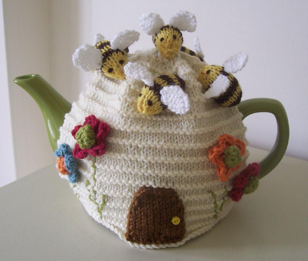 Tea Cozy Pattern Unique Busy Bees Tea Cosy Knitting Crochet Pattern by Buzybee Of Awesome 46 Photos Tea Cozy Pattern