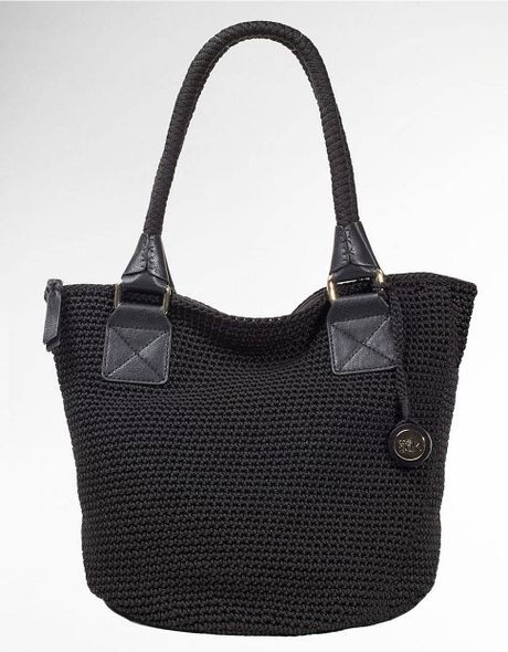 The Sak Crochet Beautiful the Sak Cambria Crochet tote Bag In Black Of The Sak Crochet Awesome the Sak Black Crochet Cross Body Shoulder Bag Purse Handbag