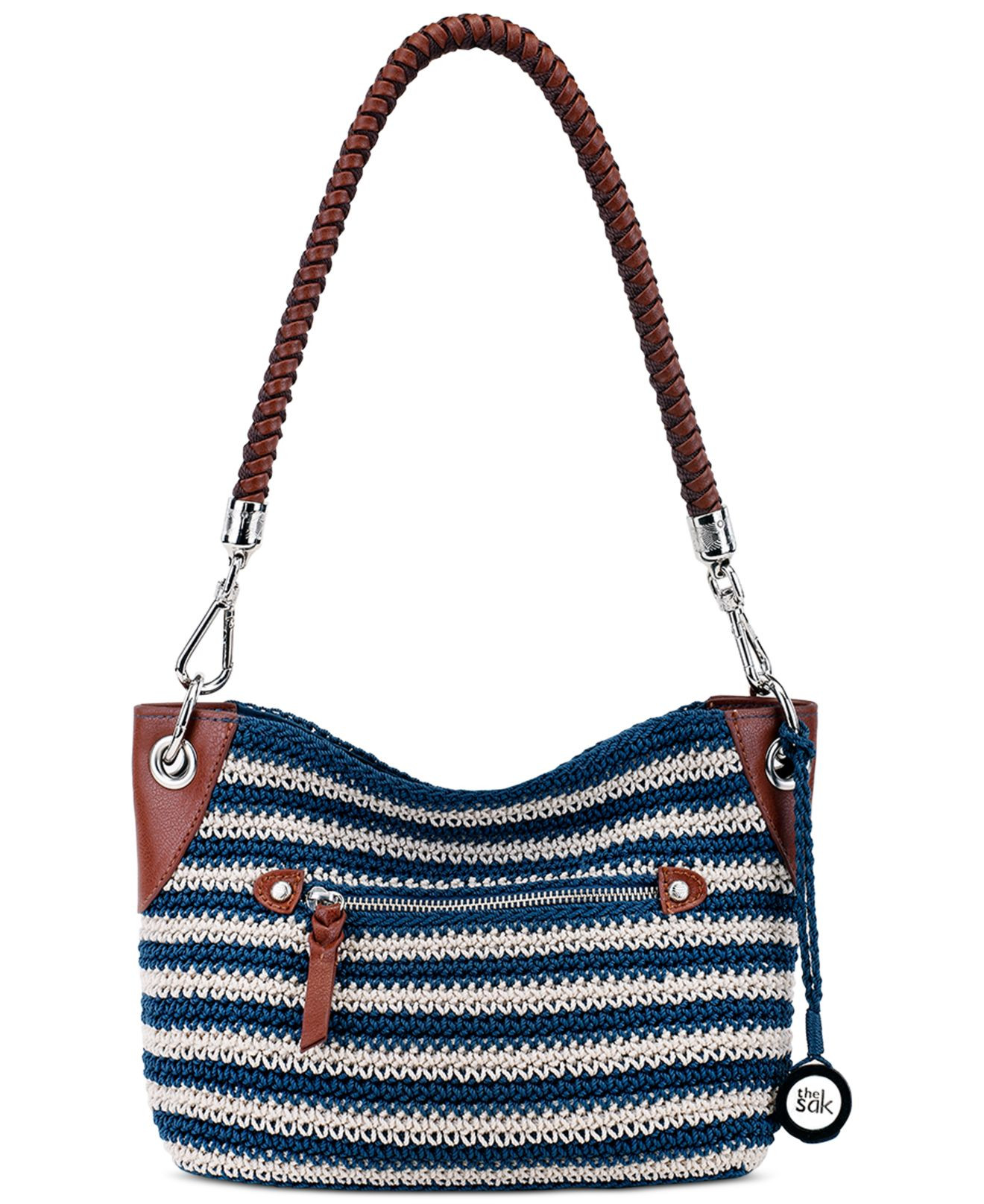 The Sak Crochet Best Of the Sak Portola Crochet Bag In Blue Vintage Eggshell Of The Sak Crochet Awesome the Sak Black Crochet Cross Body Shoulder Bag Purse Handbag