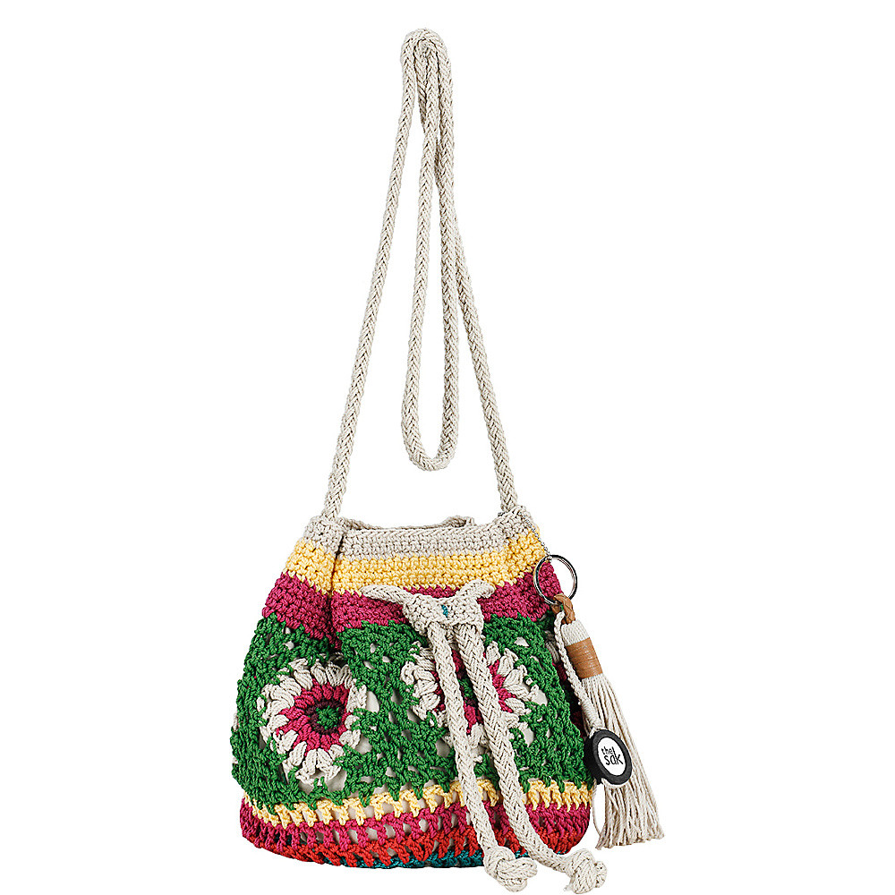 The Sak Crochet Elegant the Sak Moraga Crochet Drawstring Crossbody 6 Colors Cross Of The Sak Crochet Awesome the Sak Black Crochet Cross Body Shoulder Bag Purse Handbag