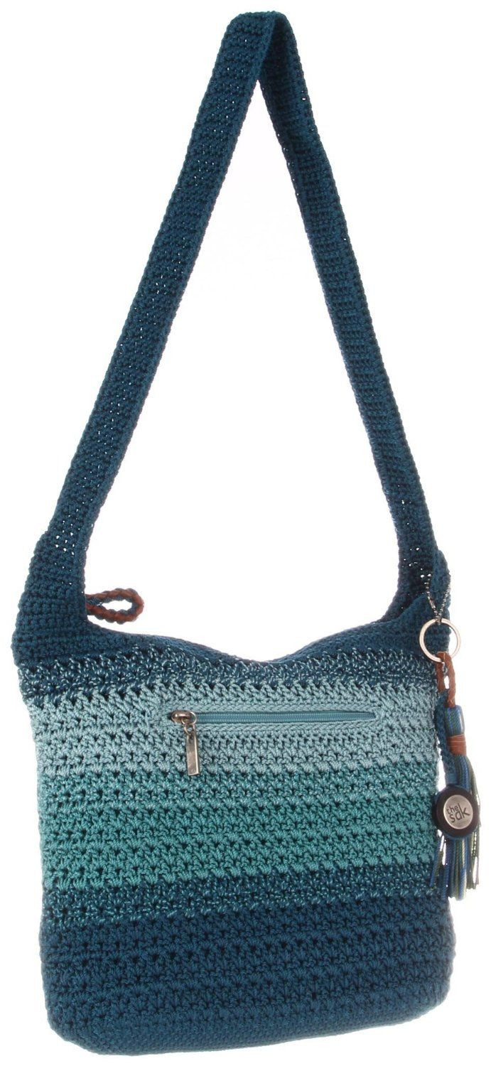 The Sak Crochet New the Sak Bennett Crochet tote Of The Sak Crochet Awesome the Sak Black Crochet Cross Body Shoulder Bag Purse Handbag