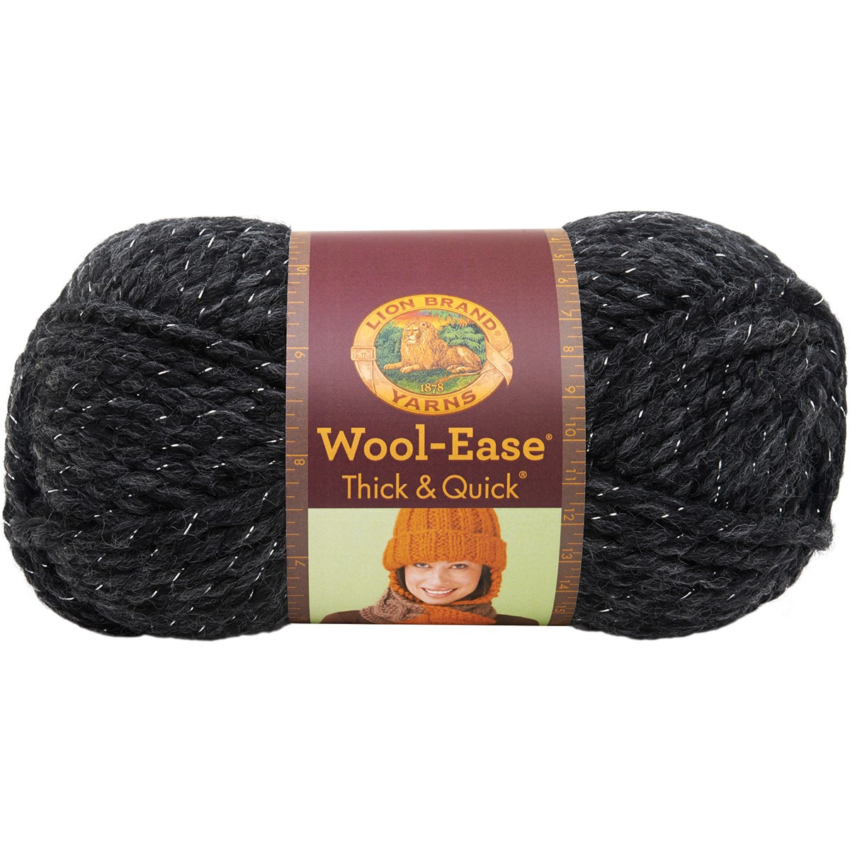 Wool Ease Thick & Quick Yarn Constellation Metallic