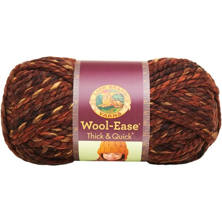 Thick and Quick Yarn Inspirational Wool Ease Thick & Quick Yarn Sequoia Print Walmart Of Amazing 45 Images Thick and Quick Yarn
