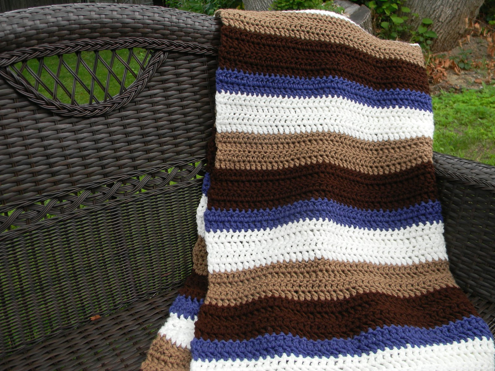 Thick Crochet Blanket Fresh Home Cooked & Handmade Coffee and Blue Jeans Thick and Of Delightful 42 Pics Thick Crochet Blanket