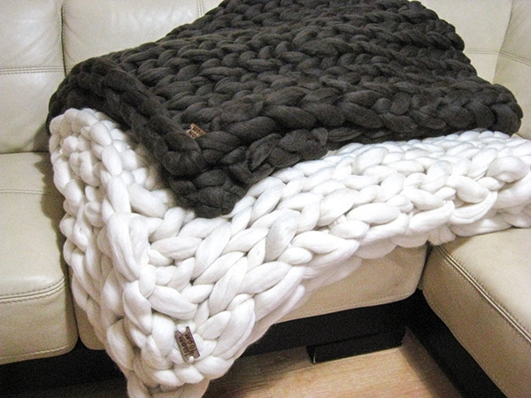 Thick Knit Blanket Awesome Friday Etsy Features Of Wonderful 47 Models Thick Knit Blanket
