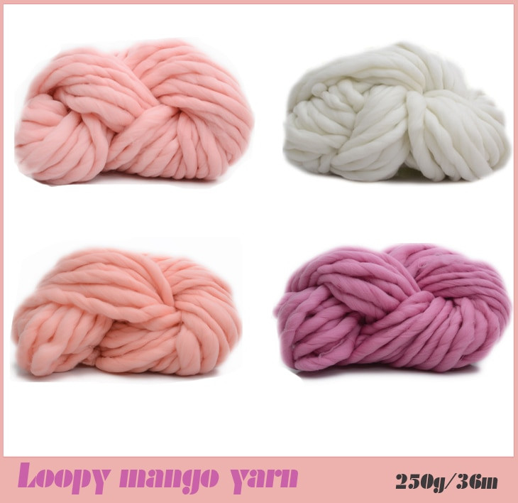 Thick Wool Yarn Best Of Super Thick Yarns for Hand Knitting 250g 36m High Grade Of Wonderful 49 Pictures Thick Wool Yarn
