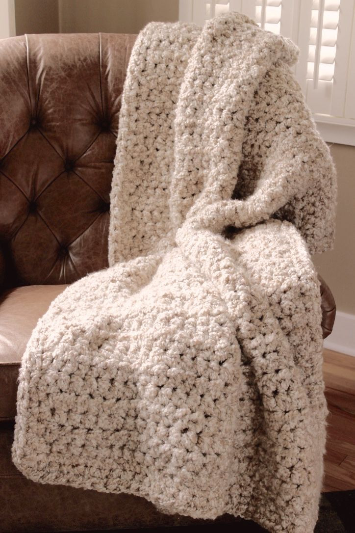 Thick Yarn Blanket Awesome Super Chunky Seven Pound Crocheted Blanket In Homespun Of Perfect 41 Images Thick Yarn Blanket