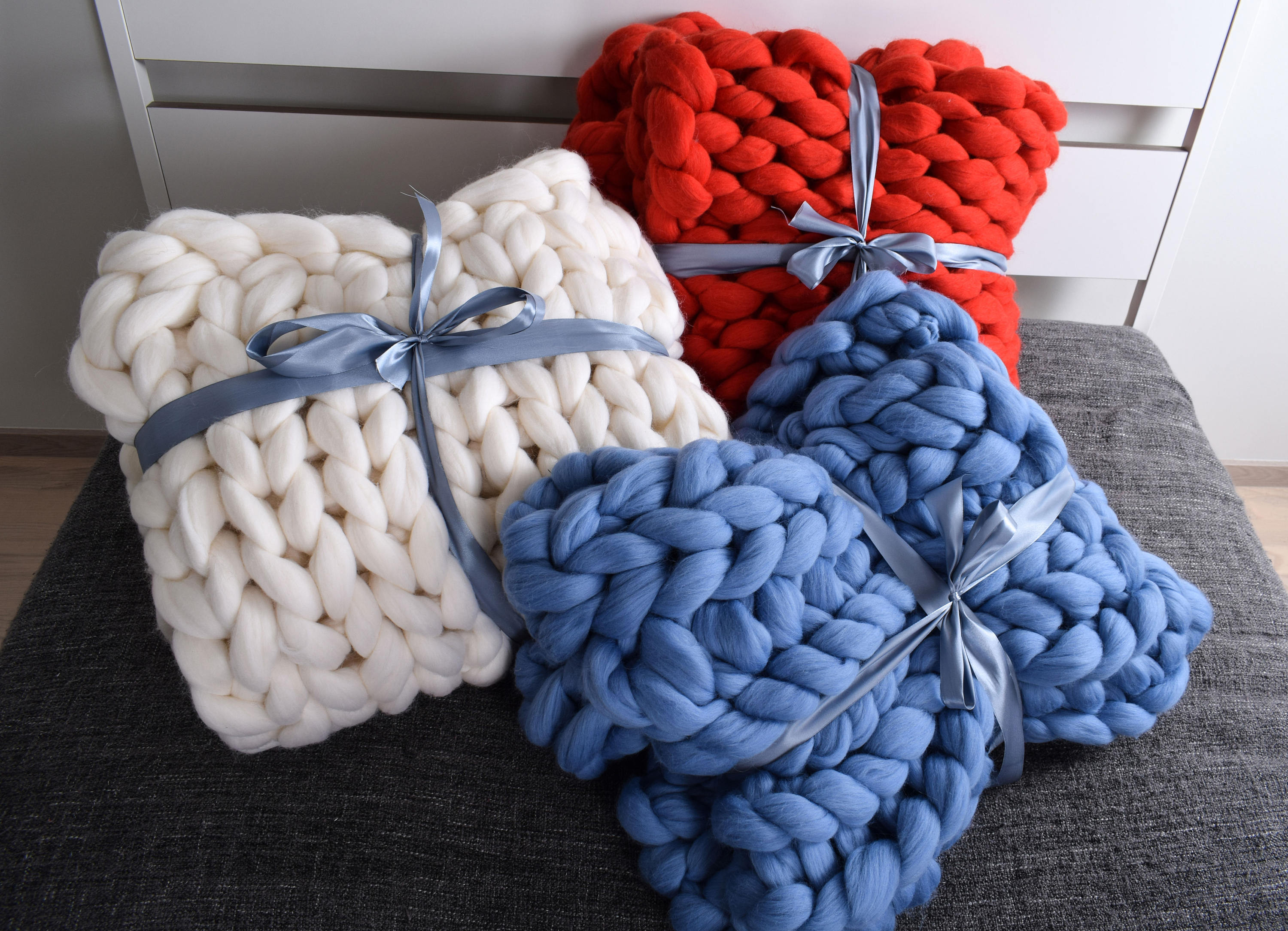 Thick Yarn Blanket Beautiful Chunky Knit Blanket Blanket Super Chunky Blanket Giant Knit Of Perfect 41 Images Thick Yarn Blanket