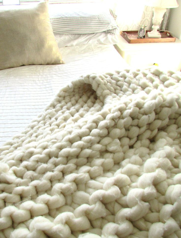 Thick Yarn Blanket Elegant 10 Insanely Gorgeous Chunky Knit Diys – Page 9 – Nifty Diys Of Perfect 41 Images Thick Yarn Blanket