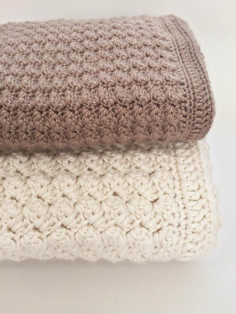 Thick Yarn Crochet Awesome Chunky Bumpy Baby Blanket Of Superb 49 Models Thick Yarn Crochet