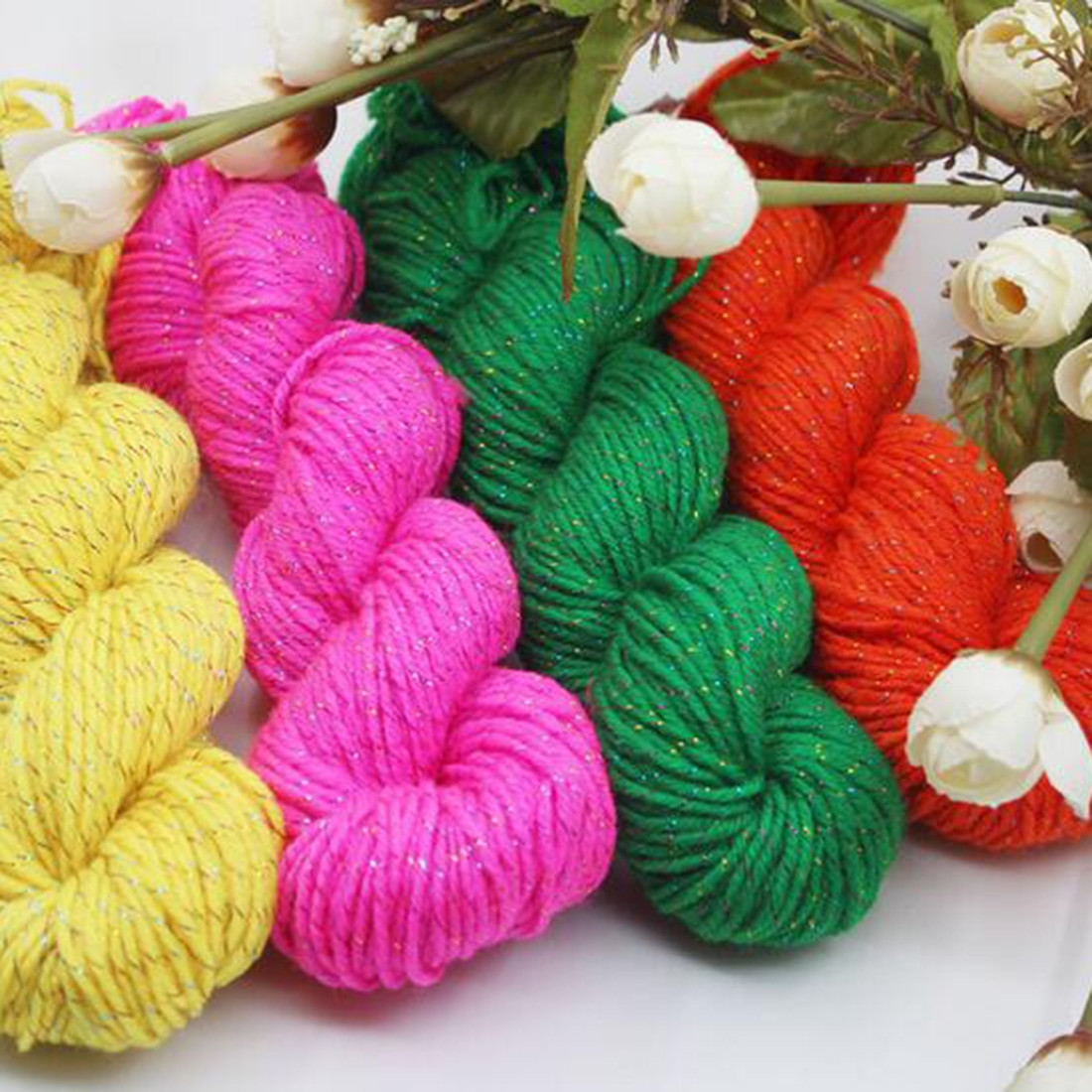 Thick Yarn Crochet Best Of Creative Natural soft Acrylic Yarn Thick Yarn for Knitting Of Superb 49 Models Thick Yarn Crochet
