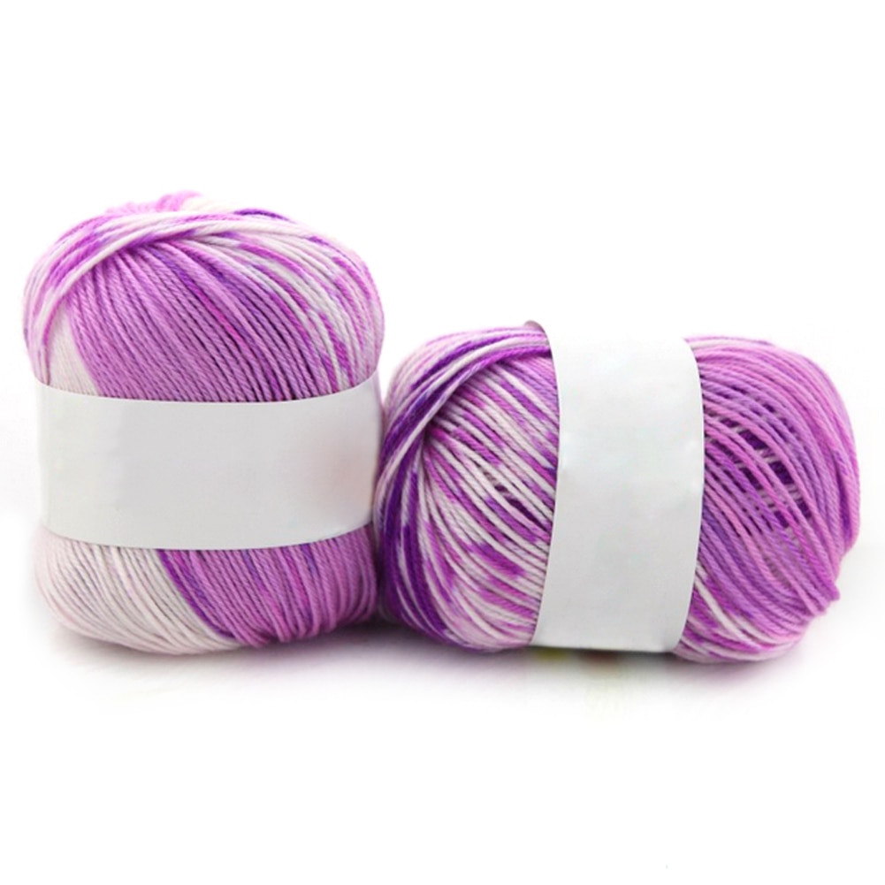 Thick Yarn Crochet Fresh Hot New Silk Cashmere Blended soft Thick Yarn for Knitting Of Superb 49 Models Thick Yarn Crochet