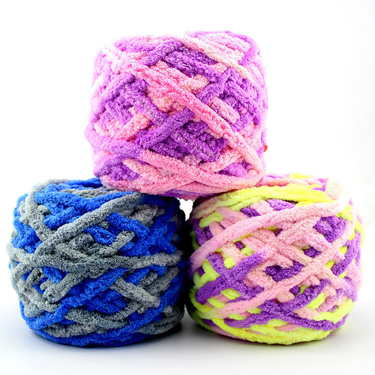 Thick Yarn Crochet Inspirational Thick Yarn for Hand Kintting Tape Yarn 5pcs soft Milk Of Superb 49 Models Thick Yarn Crochet