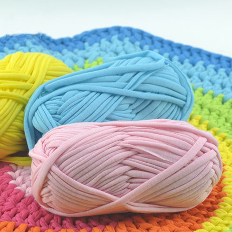 Thick Yarn Crochet Lovely soft Thick Yarn for Knitting Carpet Hot Sale Handbag Big 8 Of Superb 49 Models Thick Yarn Crochet