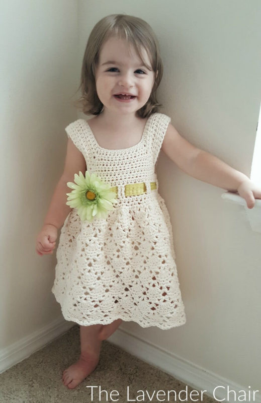 Toddler Dress Patterns Luxury Vintage toddler Dress Crochet Pattern the Lavender Chair Of Contemporary 40 Pictures toddler Dress Patterns