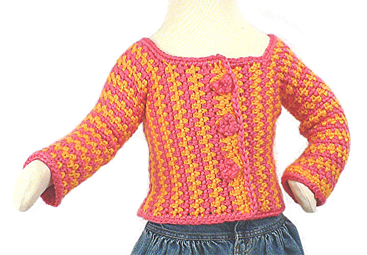 Toddler Sweater Crochet Pattern Awesome How to Make A Crochet Baby Sweater 6 Free Pattern Ideas Of Attractive 41 Models toddler Sweater Crochet Pattern