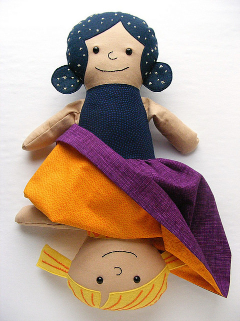 Topsy Turvy Doll Pattern Best Of How to Make A topsy Turvy Doll Of Marvelous 49 Pics topsy Turvy Doll Pattern