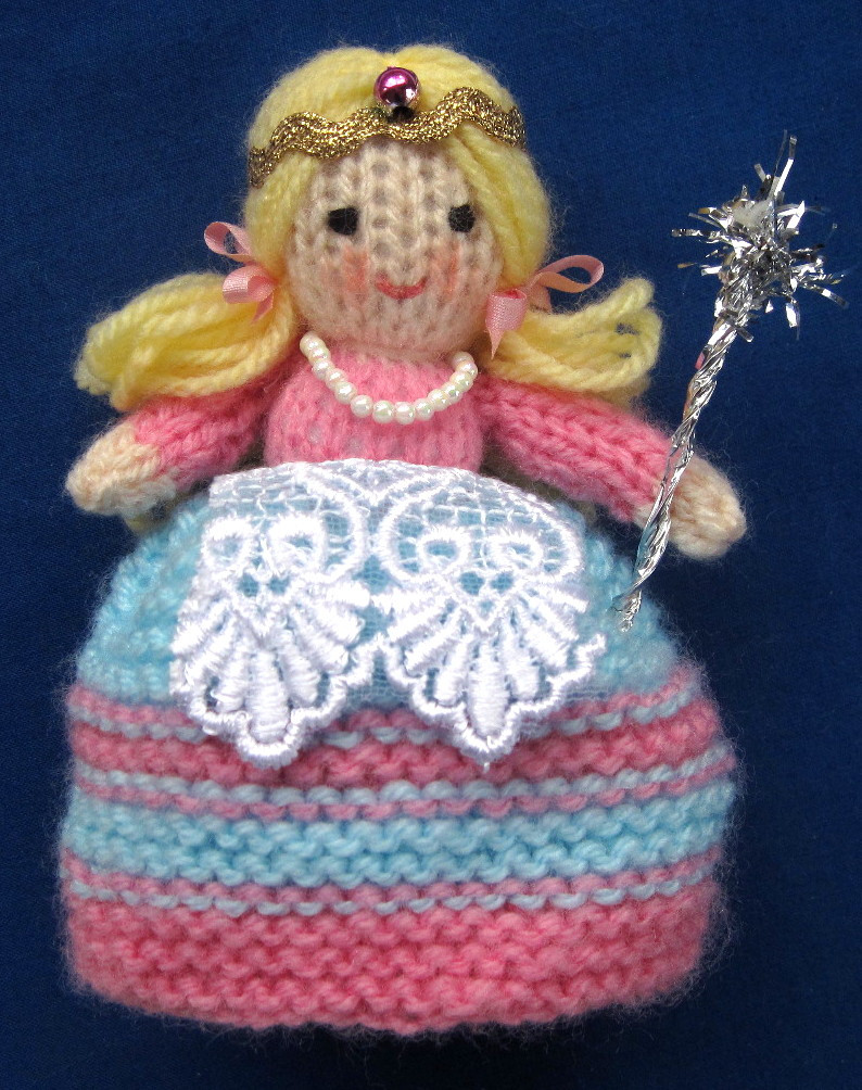 Topsy Turvy Doll Pattern Elegant Tiny topsy the tooth Fairy ⋆ Knitting Bee Of Marvelous 49 Pics topsy Turvy Doll Pattern