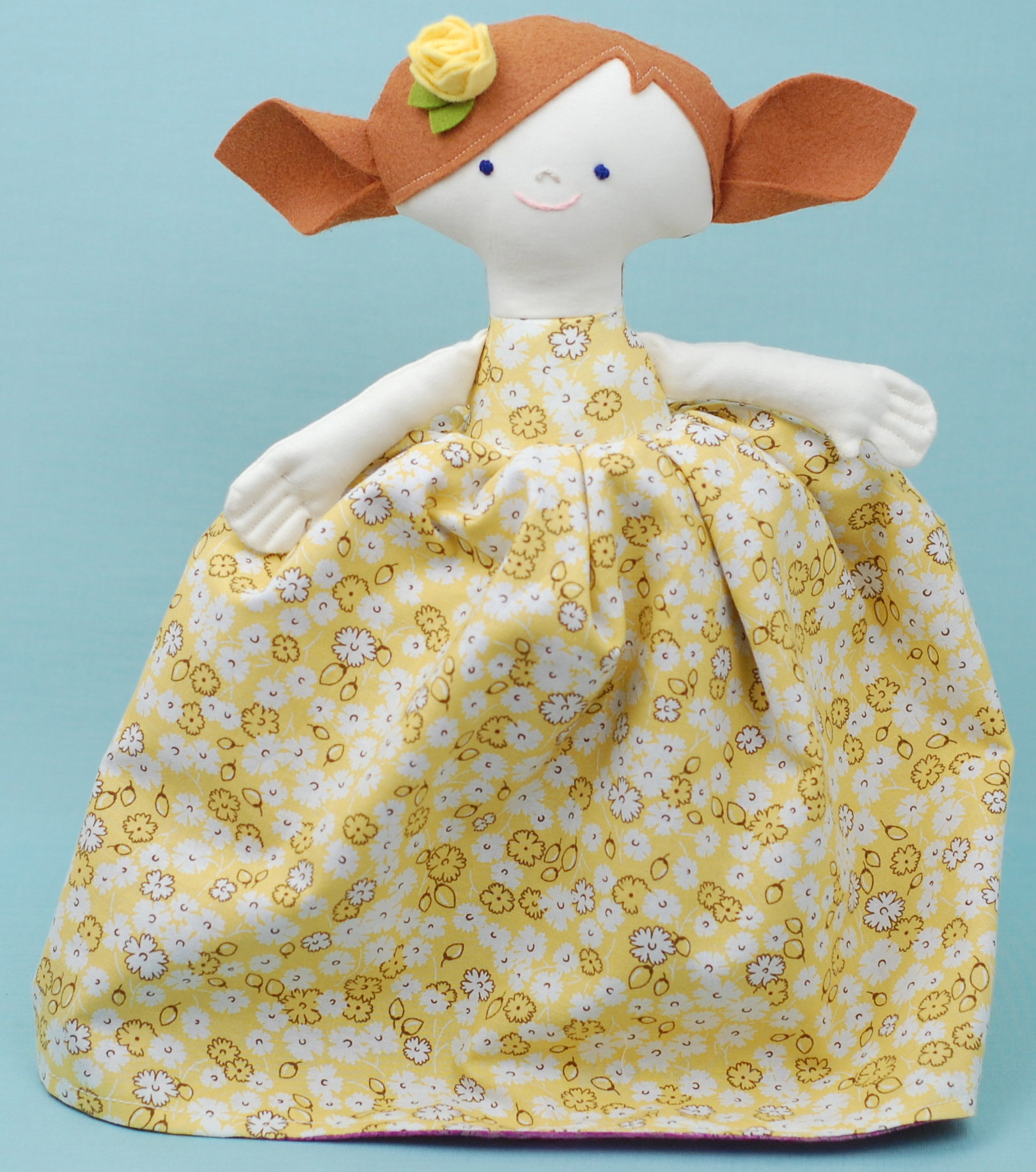 Topsy Turvy Doll Pattern Elegant Trixie and Tess A topsy Turvy Doll whileshenaps Of Marvelous 49 Pics topsy Turvy Doll Pattern
