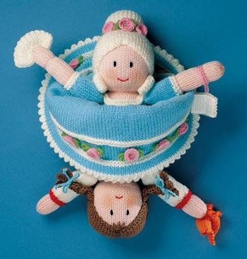Topsy Turvy Doll Pattern Fresh Jean Greenhowe Christmas Special Knitting Pattern Book Of Marvelous 49 Pics topsy Turvy Doll Pattern