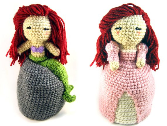 Topsy Turvy Doll Pattern Inspirational Little Mermaid Princess Ariel topsy Turvy Reversible Doll Of Marvelous 49 Pics topsy Turvy Doll Pattern