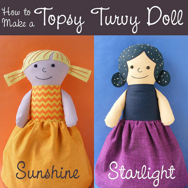 Topsy Turvy Doll Pattern New How to Make A topsy Turvy Doll Of Marvelous 49 Pics topsy Turvy Doll Pattern