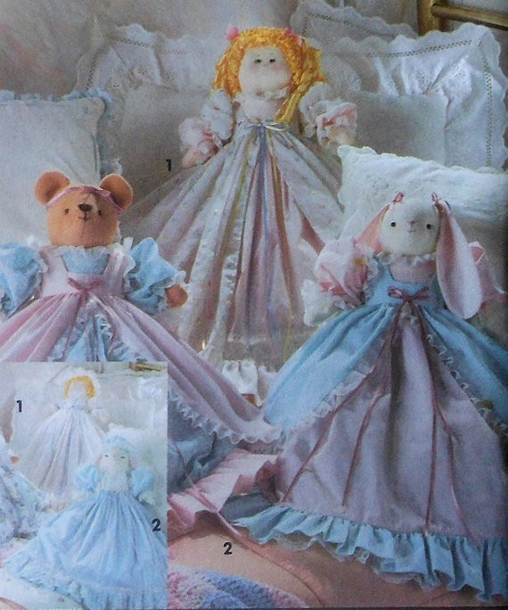 Topsy Turvy Doll Pattern New topsy Turvy Doll Sewing Pattern Uncut Mccalls 2869 Bear Bunny Of Marvelous 49 Pics topsy Turvy Doll Pattern