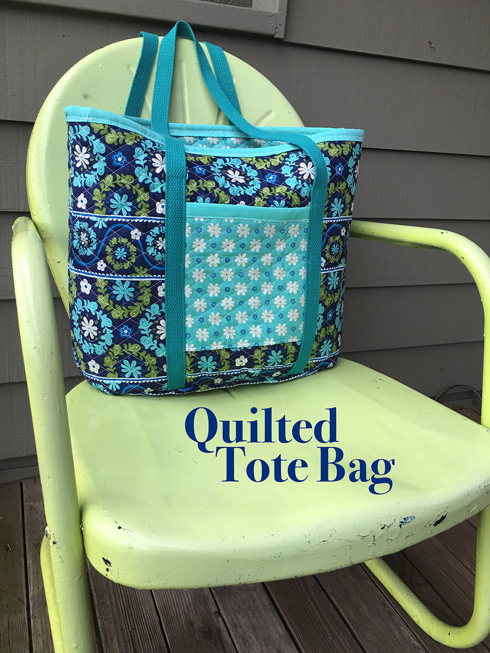 Tote Bag Pattern Beautiful Sew A Quilted Fabric tote Bag Of Beautiful 46 Ideas tote Bag Pattern