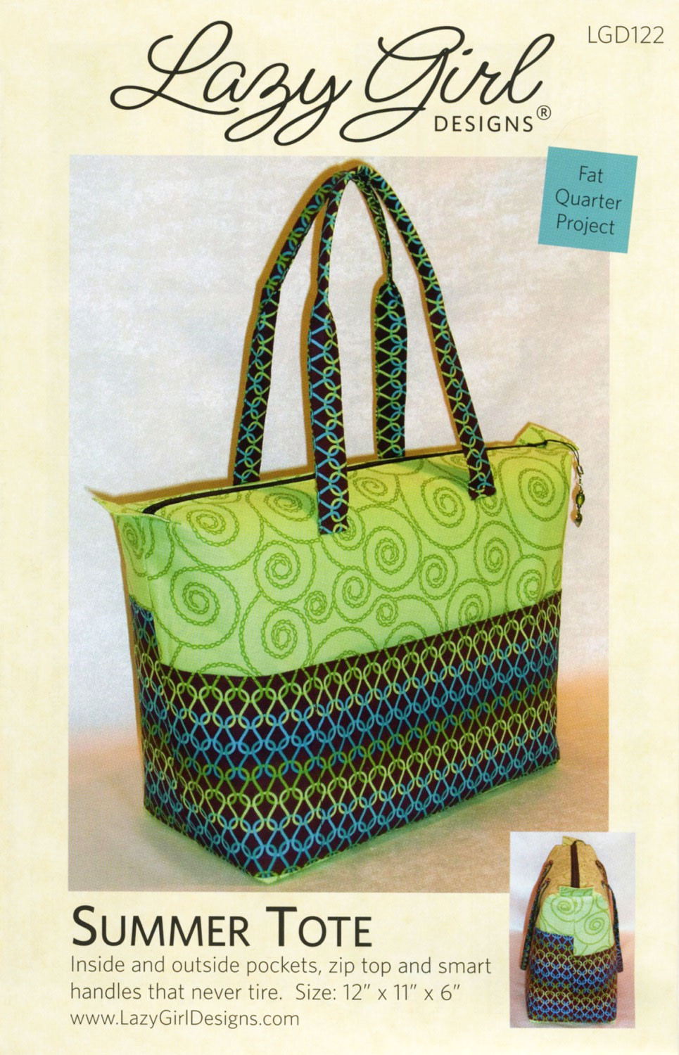 Tote Bag Pattern Best Of Summer tote Pattern From Lazy Girl Designs Of Beautiful 46 Ideas tote Bag Pattern
