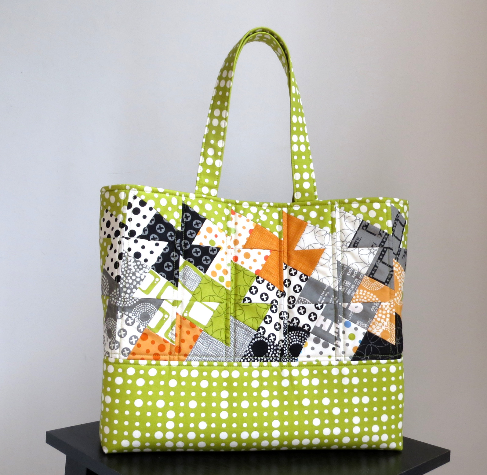 Tote Bag Pattern Elegant tote 12 Simply Charming Twister tote – Around the Bobbin Of Beautiful 46 Ideas tote Bag Pattern