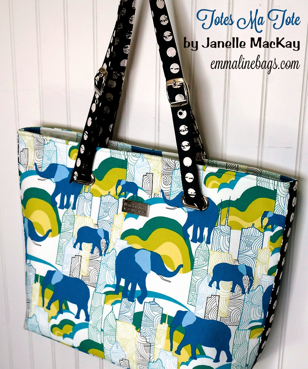 the totes ma tote bag in jungle ave