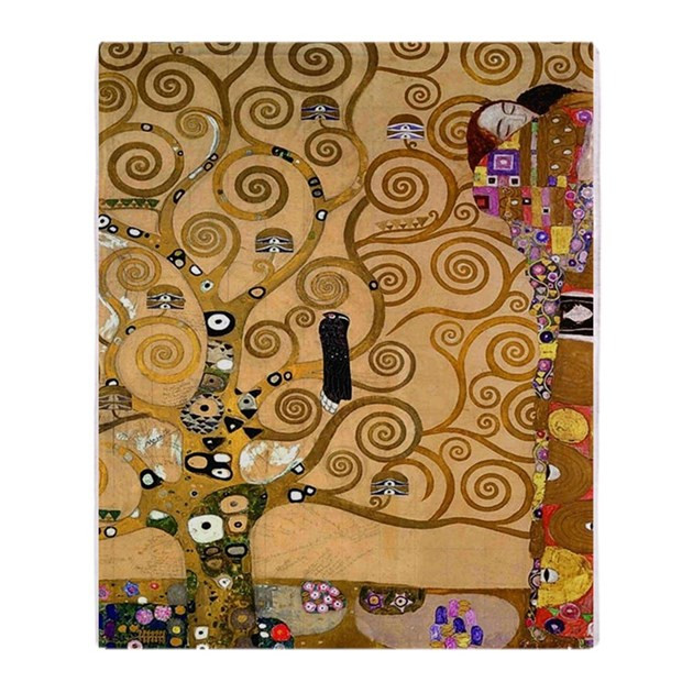 Tree Of Life Blanket Best Of the Tree Of Life by Klimt Throw Blanket by Fineartdesigns Of Superb 44 Photos Tree Of Life Blanket
