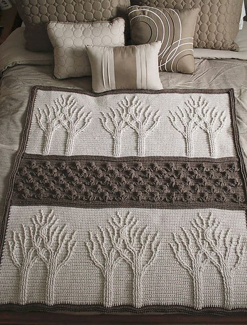 Tree Of Life Blanket Best Of Tree Life Crochet Afghan is A Fabulous Free Pattern Of Superb 44 Photos Tree Of Life Blanket