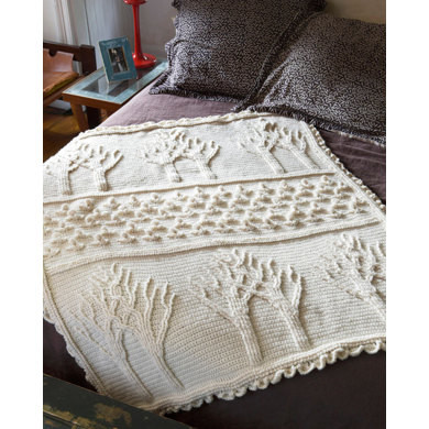 Tree Of Life Blanket Inspirational Tree Life Afghan In Lion Brand Wool Ease Ad Of Superb 44 Photos Tree Of Life Blanket