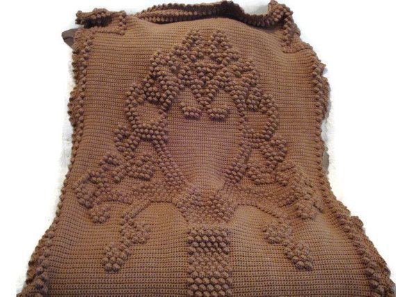 Tree Of Life Blanket New Tree Of Life Afghan Crochet Blanket Home Decor Brown Aghan Of Superb 44 Photos Tree Of Life Blanket