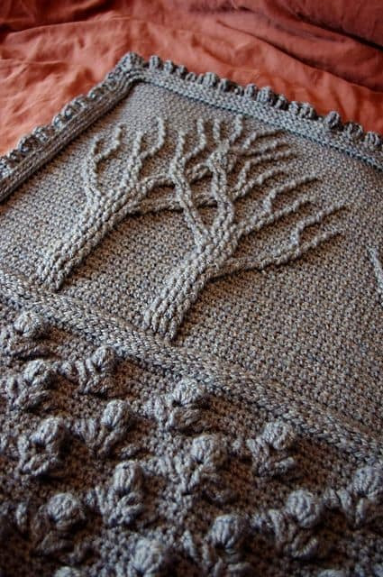 Tree Of Life Blanket Unique Tree Life Crochet Afghan is A Fabulous Free Pattern Of Superb 44 Photos Tree Of Life Blanket