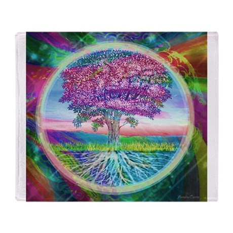 Tree Of Life Blanket Unique Tree Of Life Blessings Throw Blanket by thetreeoflifeshop Of Superb 44 Photos Tree Of Life Blanket