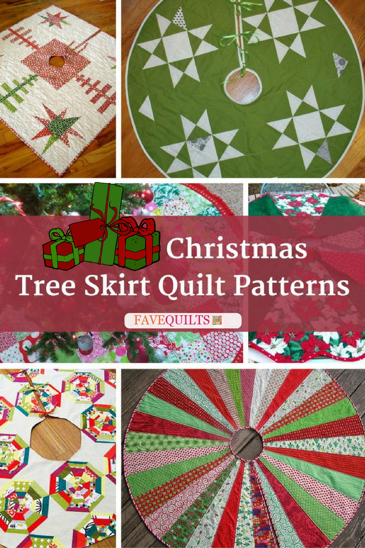 Tree Skirt Pattern Beautiful 13 Christmas Tree Skirt Quilt Patterns Of Tree Skirt Pattern Elegant Christmas Goose Tree Skirt & Card Holder