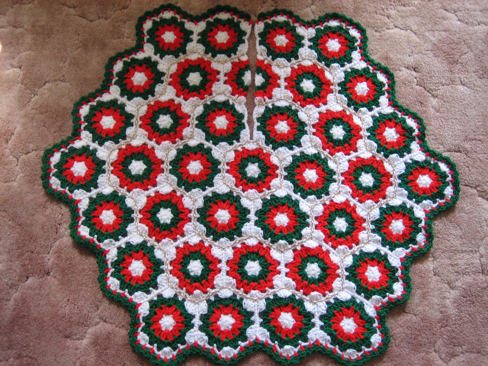 Tree Skirt Pattern Best Of Crochet Christmas Tree Skirt Of Tree Skirt Pattern Elegant Christmas Goose Tree Skirt & Card Holder