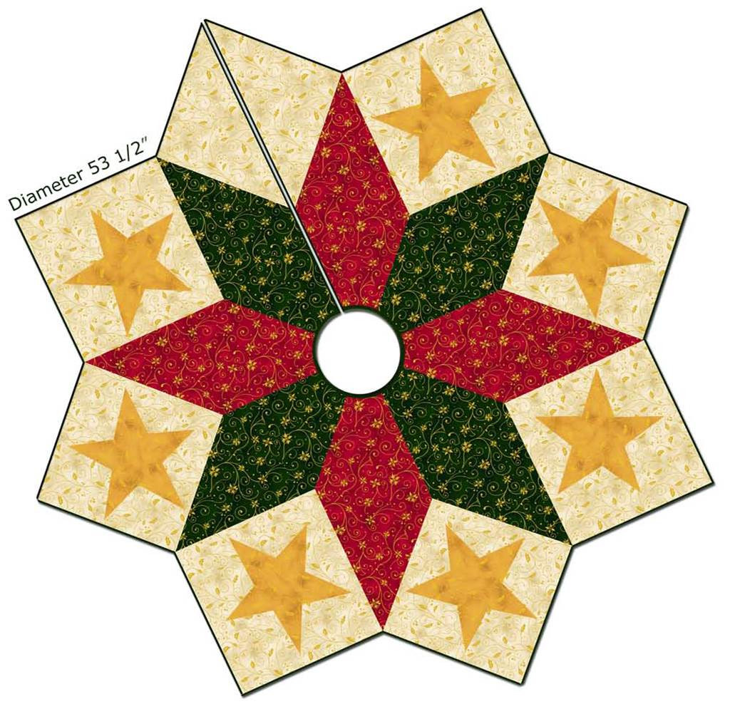 Tree Skirt Pattern Luxury Free Pattern Day Christmas Tree Skirts Of Tree Skirt Pattern Elegant Christmas Goose Tree Skirt & Card Holder