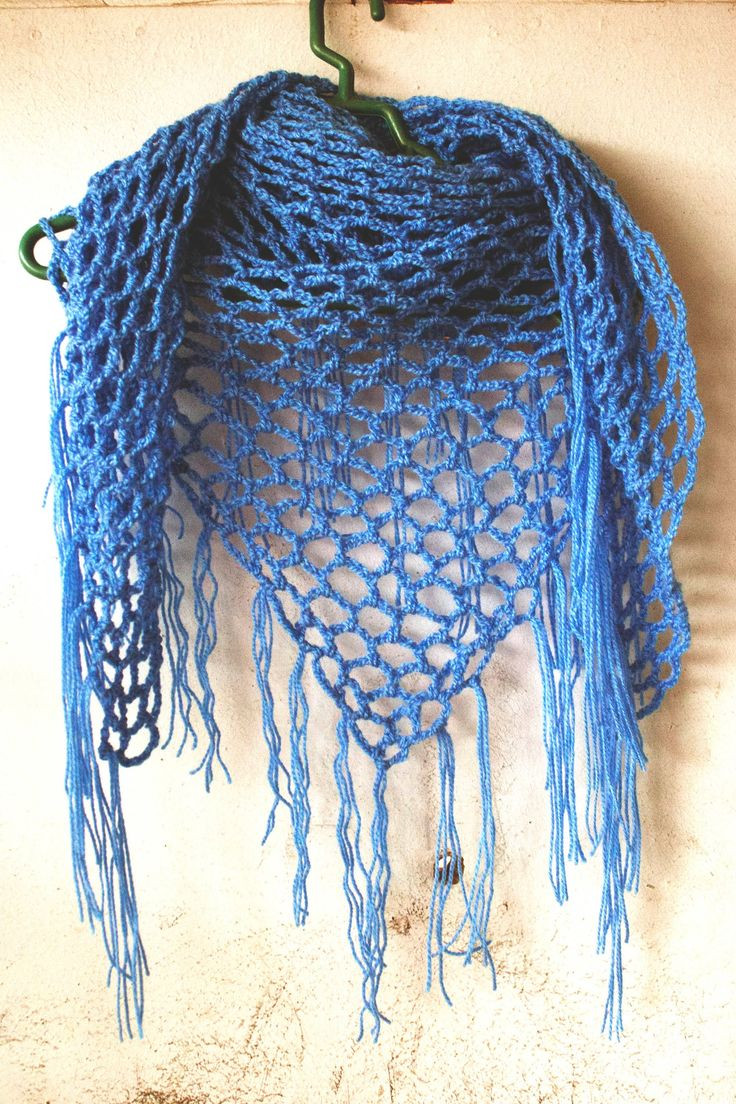 Triangle Shawl Pattern Inspirational 1000 Ideas About Easy Crochet Shawl On Pinterest Of Awesome 47 Photos Triangle Shawl Pattern