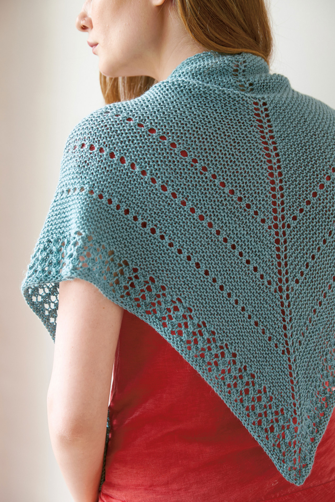Triangle Shawl Pattern Unique Abrams • How to Basic top Down Double Triangle Shawl Of Awesome 47 Photos Triangle Shawl Pattern