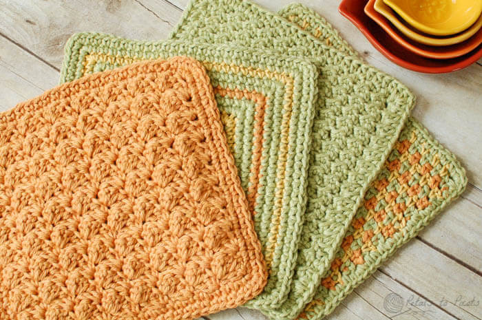 Tunisian Crochet Stitches Awesome Tunisian Crochet Kitchen Mat Pattern Petals to Picots Of Wonderful 41 Pics Tunisian Crochet Stitches