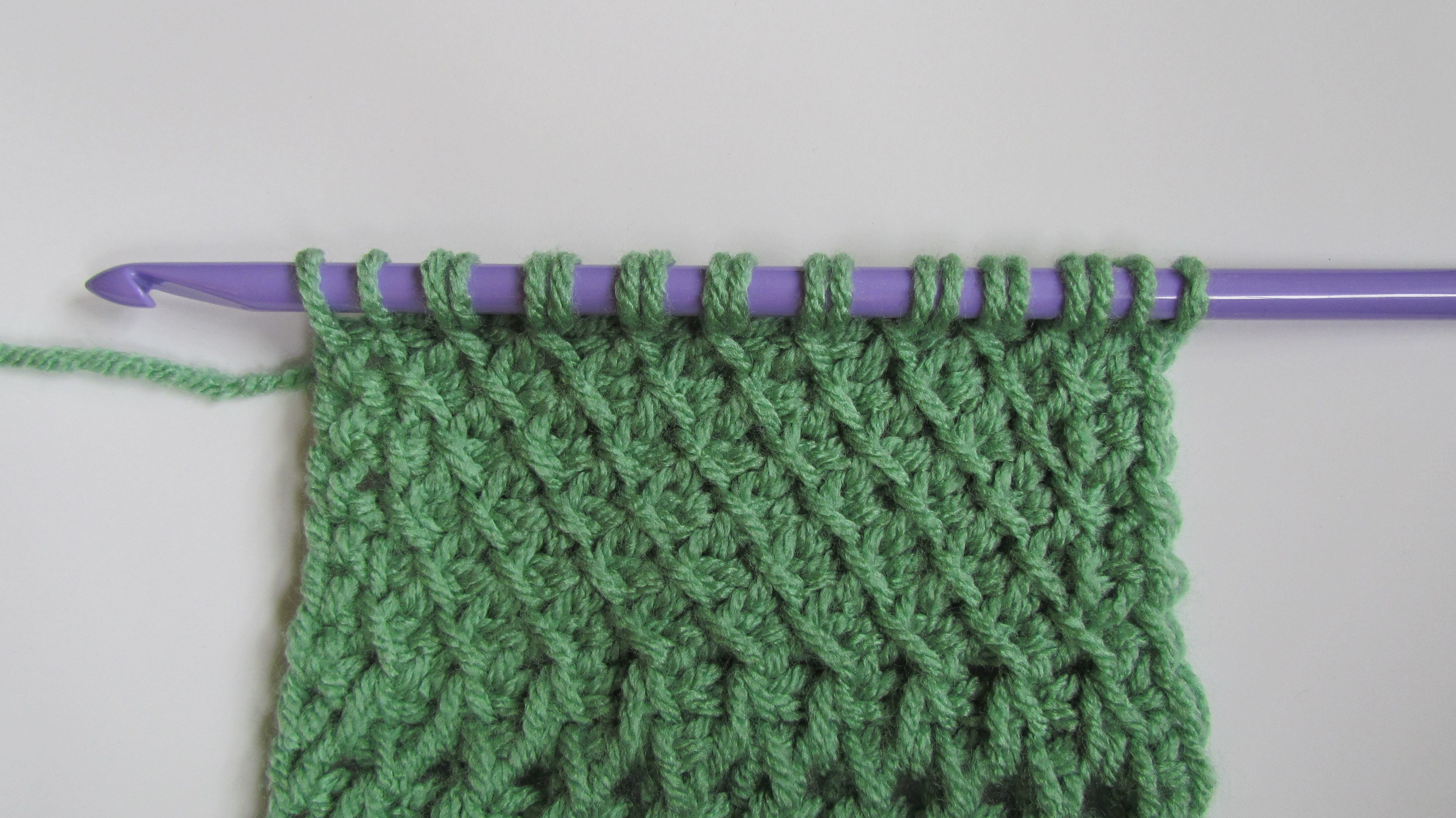 Tunisian Crochet Stitches Awesome Tunisian Sampler Scarf Cal Part 8 Ambassador Crochet Of Wonderful 41 Pics Tunisian Crochet Stitches