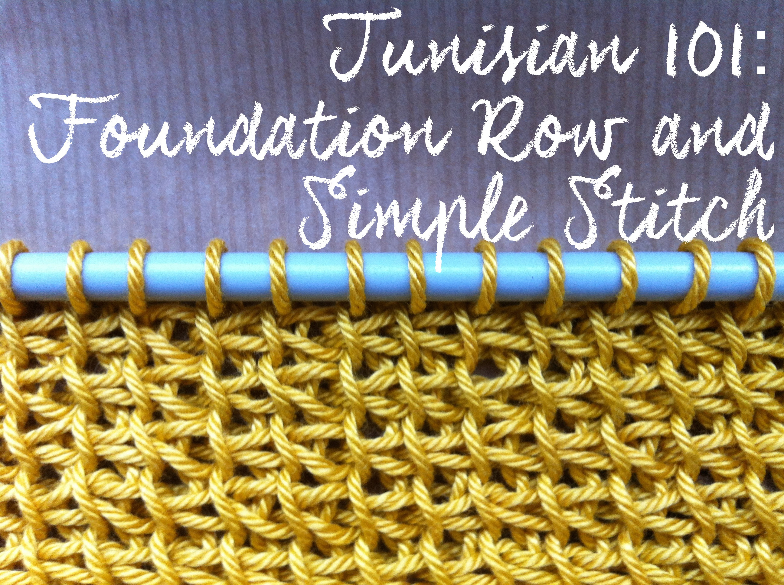 Tunisian Crochet Stitches Beautiful Tunisian Crochet 101 Foundation Row and Simple Stitch Of Wonderful 41 Pics Tunisian Crochet Stitches
